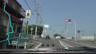 【酷道GP】 大阪府道7号線【車載動画】