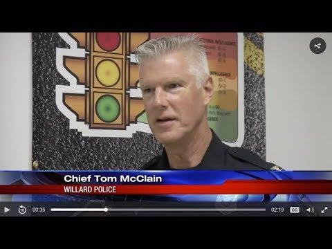 Willard Police Chief McClain response to NAACP on Travel Advisory ...