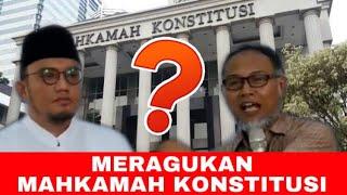 "TANYA JAWAB !! Bambang Widjayanto & Dahnil Anzar ""MENCURIGAI MAHKAMAH KONSTITUSI??"""