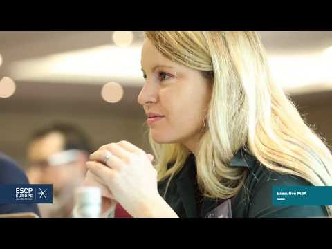 ESCP Europe Executive MBA Seminar