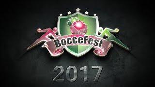 BocceFest 2017 Summary