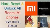 Xiaomi Redmi Remove Google Account | Remove Mi Account Redmi