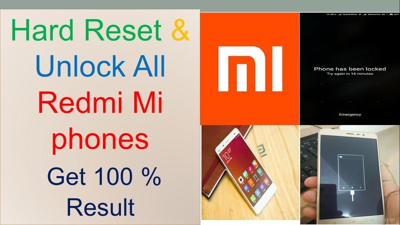 how to unlock mi account miui 9, miui8, Remove Mi account,Mi Cloud Account , Bypass Gmail,Mi Note 4
