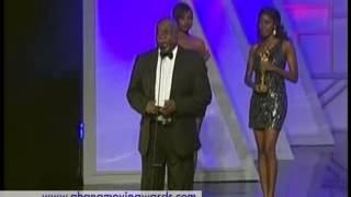 GHANA MOVIE AWARDS 2013 OKOMFO ANOKYE WINS BEST COSTUME