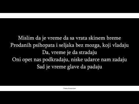 Beogradski Sindikat - Himna (TEKST) HD