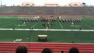 Kimball UIL Marching contest