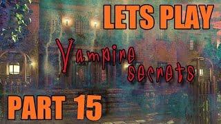 Vampire Secrets Teil 15  Finale Wimmelbild Game Let
