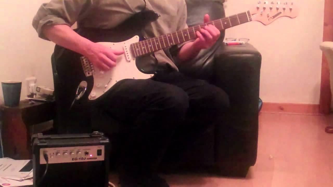 Acoustic Solutions Guitar Amplifier GA-20W