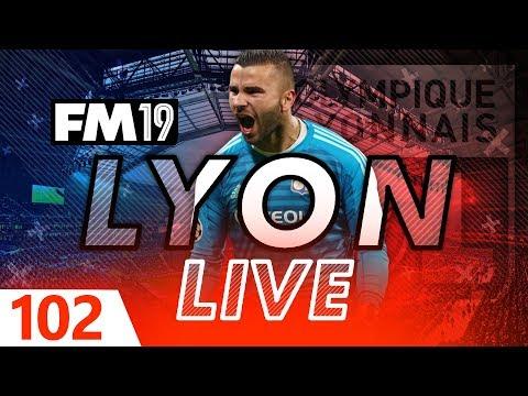 Football Manager 2019 | Lyon Live #102: Record Winning Run?! #FM19