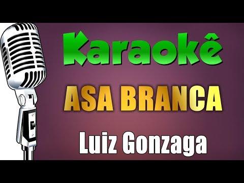 🎤 Karaokê - Asa Branca - Luiz Gonzaga Festa Junina Karaokê