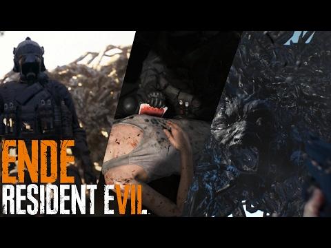 DAS ENDE VON RE7 + ENDBOSS + DIE WAHRHEIT ÜBER...   Let's Play Resident Evil VII #8 (Deutsch/German)