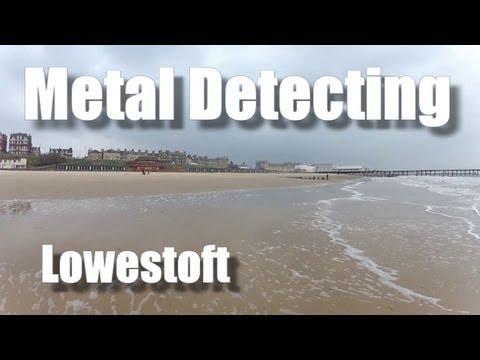 Metal Detecting Lowestoft
