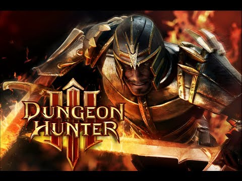 Dugeon Hunter 3 - Android Trailer