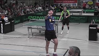 Two of the best Table Tennis Rallies You will ever See