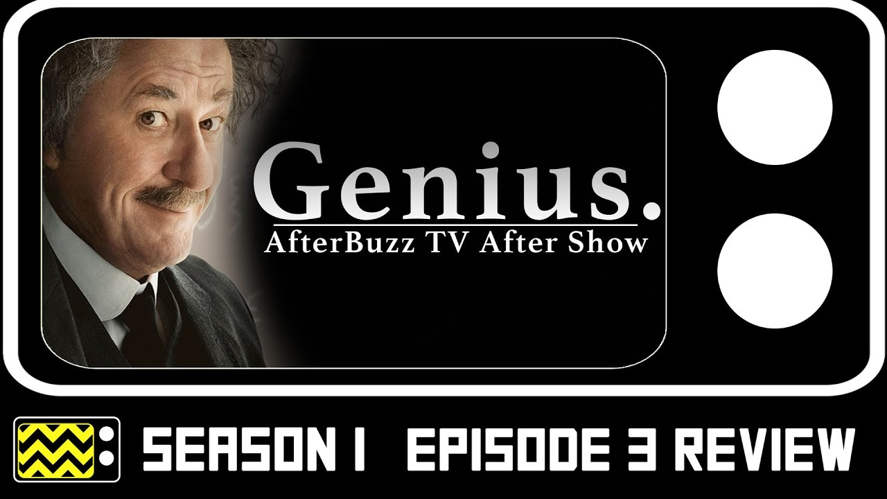 Genius Season 1 Episode 3 Review w/ Michael McElhatton | AfterBuzz TV