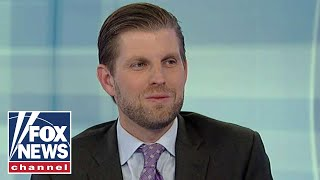 Eric Trump talks 2020, Bloomberg, Roger Stone Case | FOX News Rundown podcast