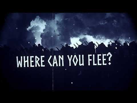 UNLEASHED - Where Can You Flee? (Official Lyric Video) | Napalm Records