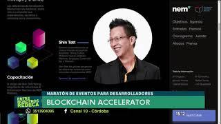 Blockchain: maratón de actividades buscando desarrolladores