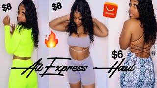 AliExpress Try-On Haul Spring 2019!!???? | Sapphire Ashira
