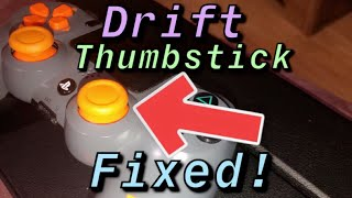 PS4 How to FIX Controller DRIFT Analog Thumbstick L3 and R3 - Without opening