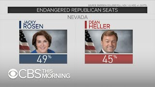 Midterm 2018: From Nevada to N.J., which races to watch