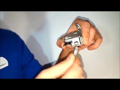 Ford Door Cable Repair Kit - Installation for Cam Piece