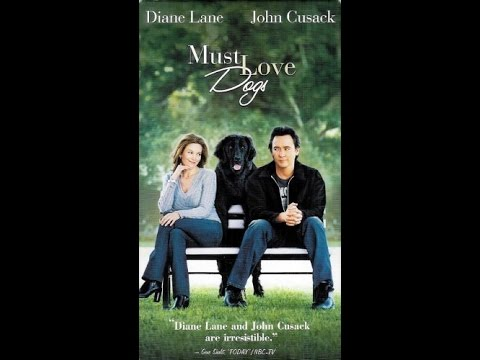 Opening To Must Love Dogs 2005 Vhs Youtube
