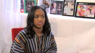 "Eden Duncan-Smith of ""Annie"" Talks Teen Style & Acting"