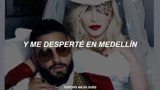 [ Madonna, Maluma ]  - Medellín (Español/Sub Español)