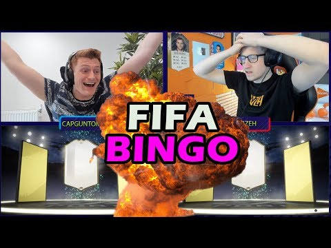 OMFG ICON PACKED IN FIFA BINGO!!! FIFA 19 FUT Birthday Pack Opening!