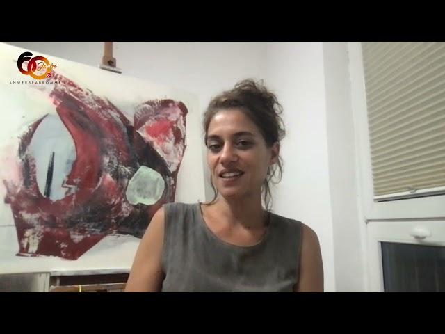 Bayerisch-Türkische Künstlerin Deniz Hasenöhrl, im Gespräch mit Dr. Elif Cindik-Herbrüggen