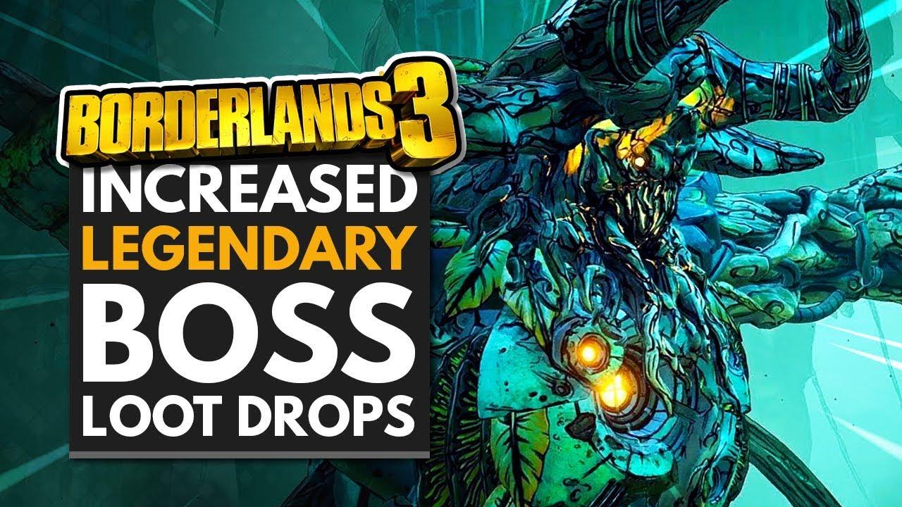 BORDERLANDS 3 | Increased Legendary Boss Loot - Anniversary Event thumbnail