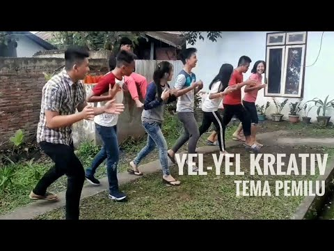 Yel-Yel Tema Pemilu Terkreativ Dan TerSERU!