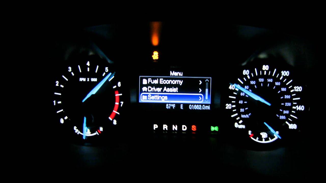 2015 Ford Fusion 0 60 MPH