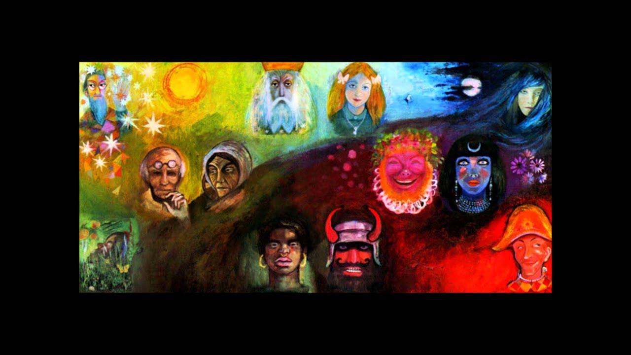 Wallpaper Hd King King Crimson In The Wake Of Poseidon Hq Youtube
