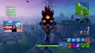 BEING A SEASON 2 OG IN TEAM RUMBLE (not really) : Fortnite Battle Royale Gameplay - DW419