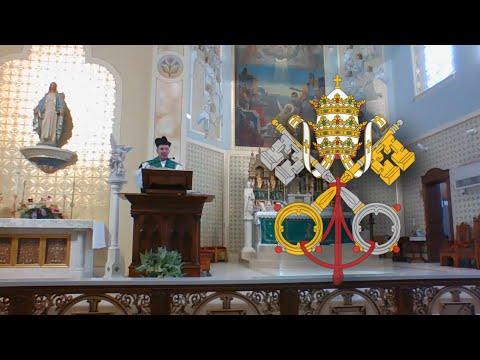 Fr. Altman: Lesson of the Keys