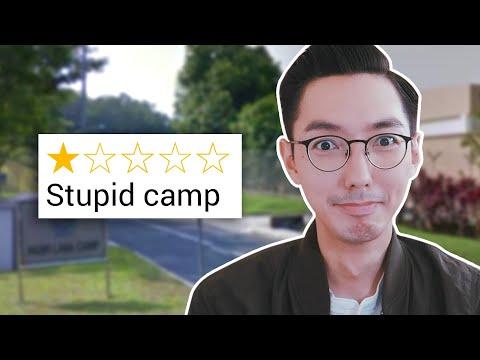 Reading Singapore Army Camp Reviews
