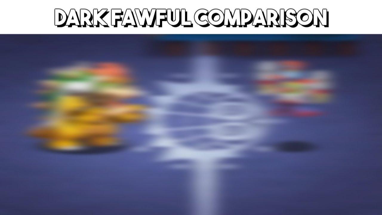 Dark Fawful Sprite