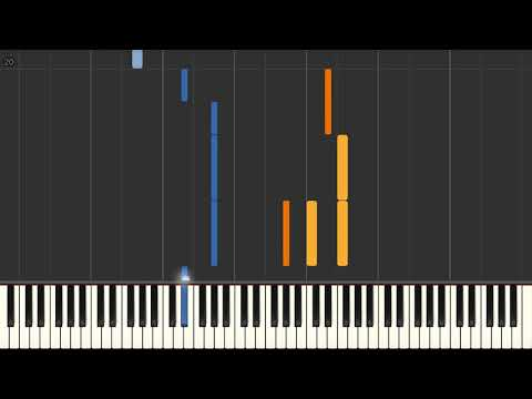 Old Souls  Piano tutorial