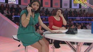 Asuman Krause Beautiful Turkish Tv Presenter 27.01.2013