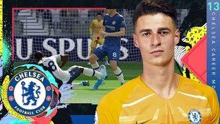 GAP AT THE TOP CLOSING!! FIFA 20 | Chelsea Career Mode S2 Ep13