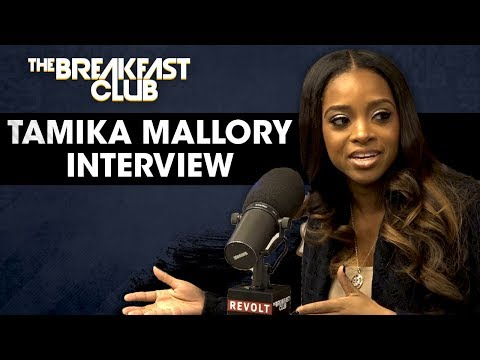 Tamika Mallory On Her Appearance On The View, The Women's March & More