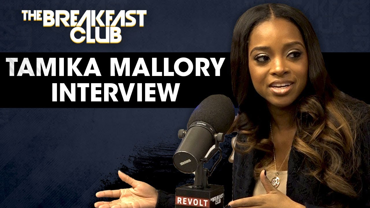 Tamika Mallory On Her Appearance On The View, The Women's March & Tangible Change Within Co
