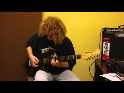 Weston, Coral Springs Guitar Lesson Instructor Laszlo @ Parkland Music Academy  9