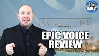 ROGUE ONE – Movie Review