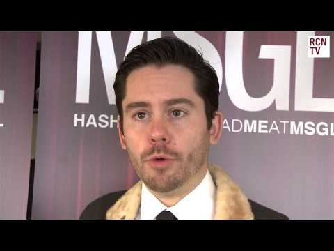 Martin Delaney Interview