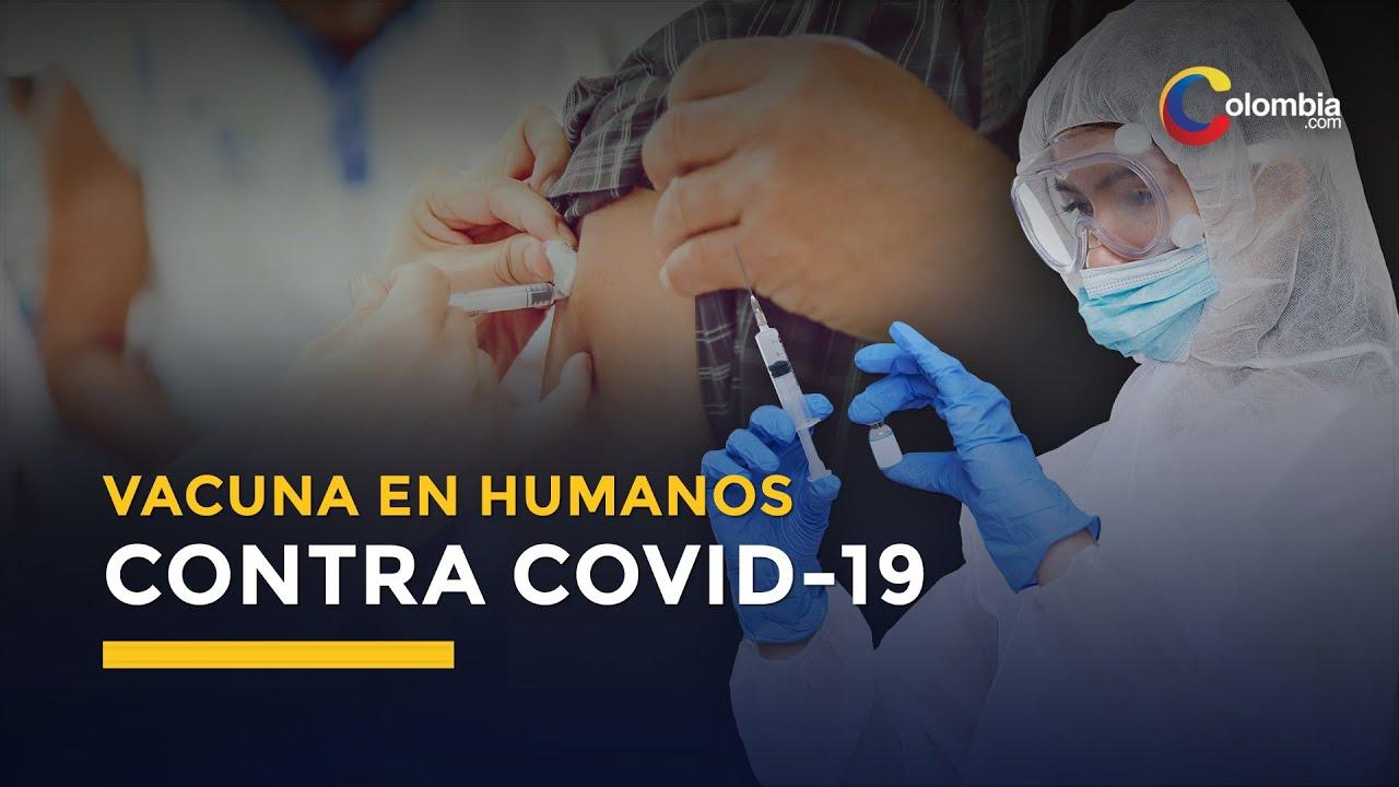 Coronavirus   Primera vacuna en humanos exitosa