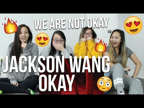 MV REACTION | Jackson Wang - OKAY [MV]