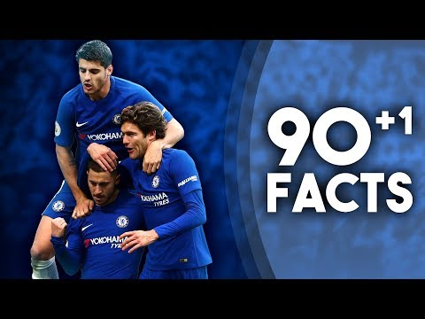 90+1 Facts About Chelsea!